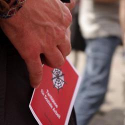 Tariflöhne für Soziale Arbeit/Postkarte