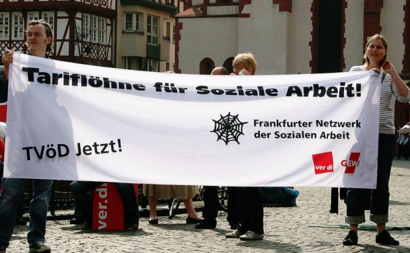 Das Frankfurter Netzwerk der Sozialen Arbeit