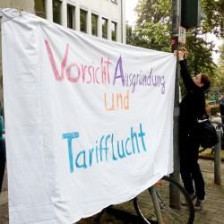 Transparente, Werkstatt Frankfurt IV