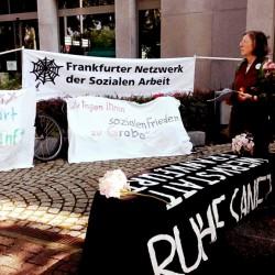 Transparente, Werkstatt Frankfurt V