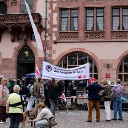 Aktionstag auf dem Römerberg