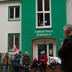 Redebeitrag, CeBeeF-Haus